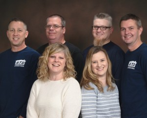 the ATD home inspection staff